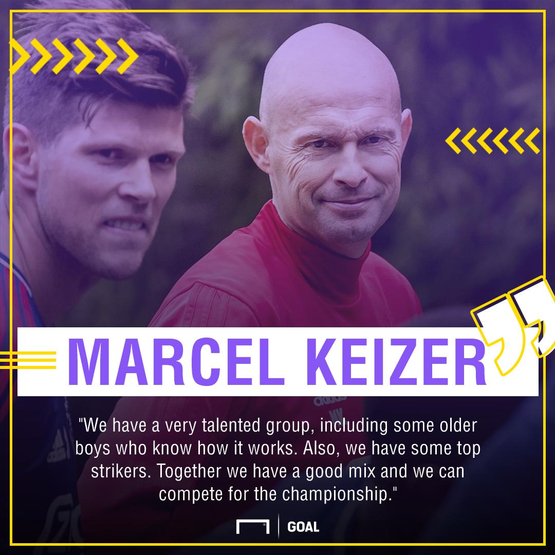 GFX Info Ajax Marcel Keizer quote