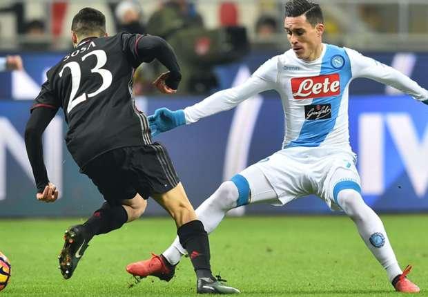 Milan 1 Napoli 2 Maç Özeti VE Golleri 21 Ocak