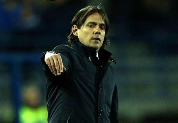 Inzaghi semringah menang atas Bologna.