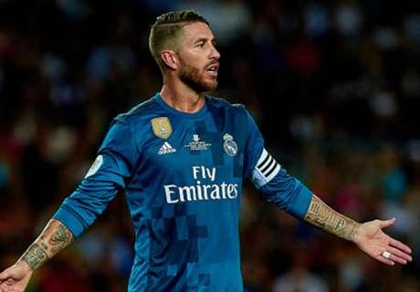 Ramos tenta explicar tropeços do Real