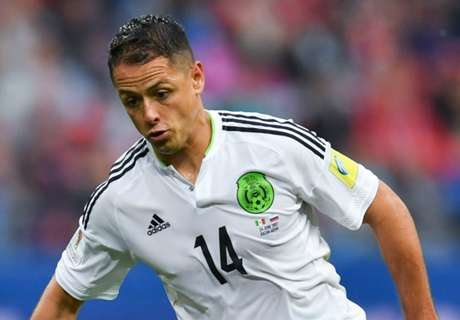 Chicharito leaves Mexico training early