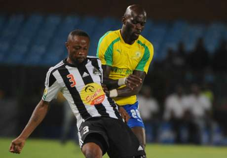 How Downs beat TP to Caf Super Cup