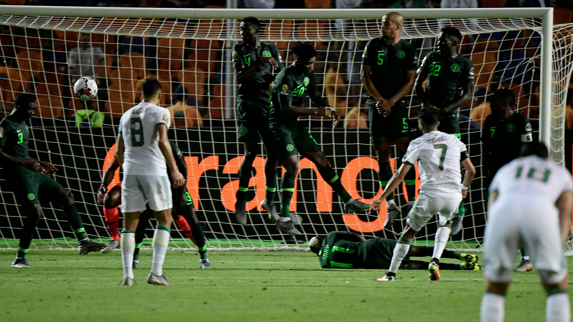 Afcon 2019: Algeria v Nigeria Player Ratings - Super Eagles fail to soar