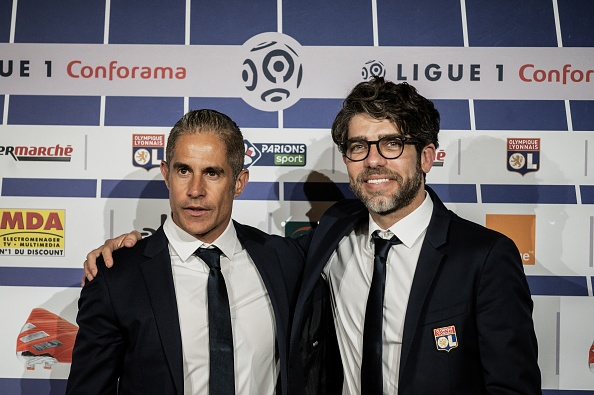"""VIDEO - Lyon, Aulas : """"Je suis tellement heureux d'avoir Juninho à mes côtés"""""""