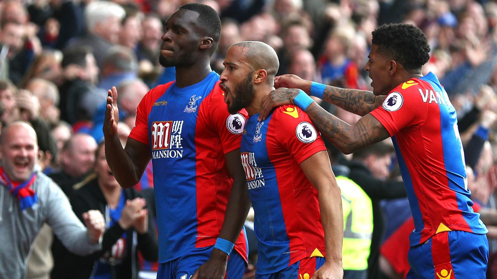 Manchester United Crystal Palace Betting Back Christian Benteke