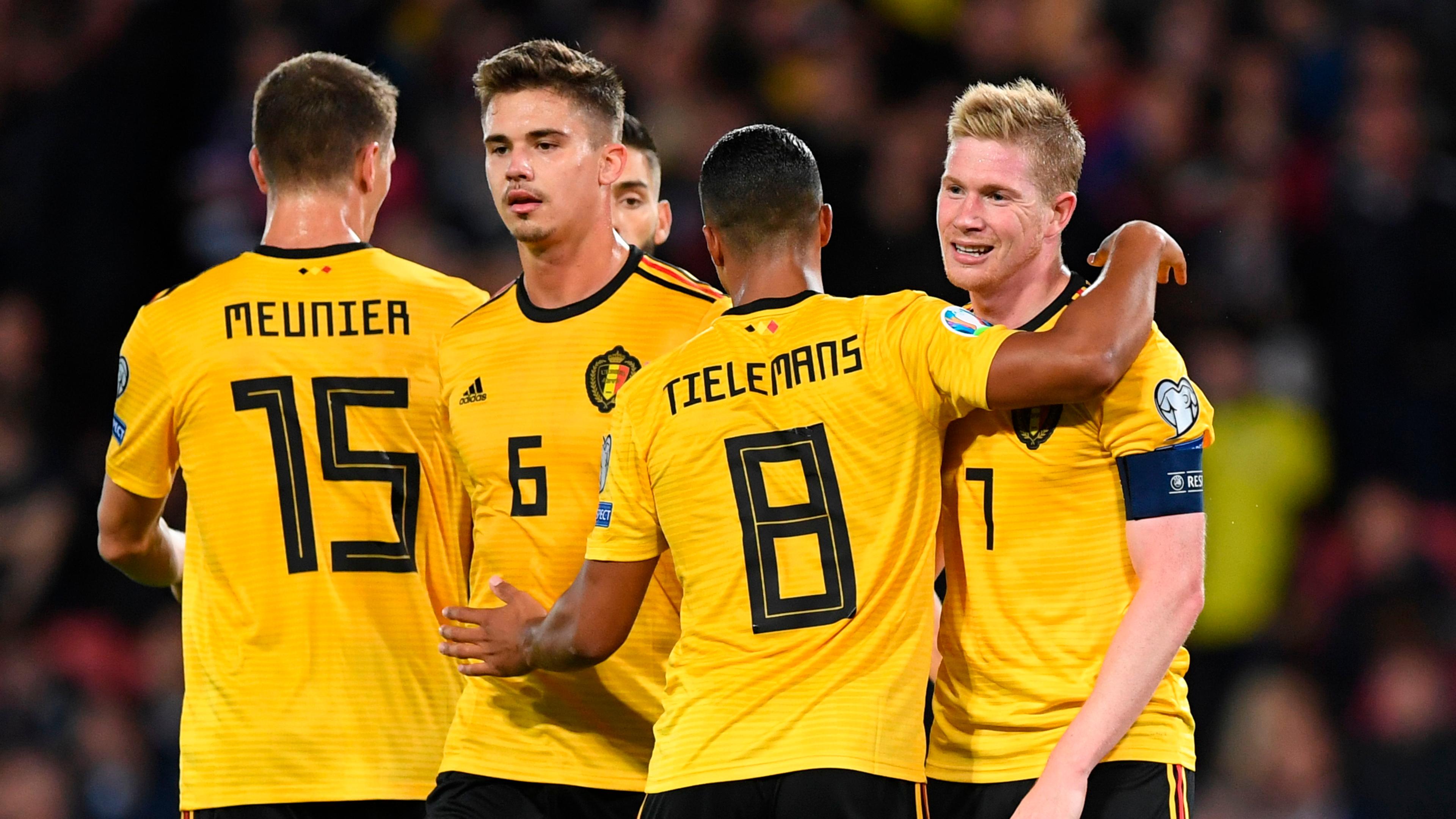 Classement FIFA - La Belgique reste en tête devant les Bleus