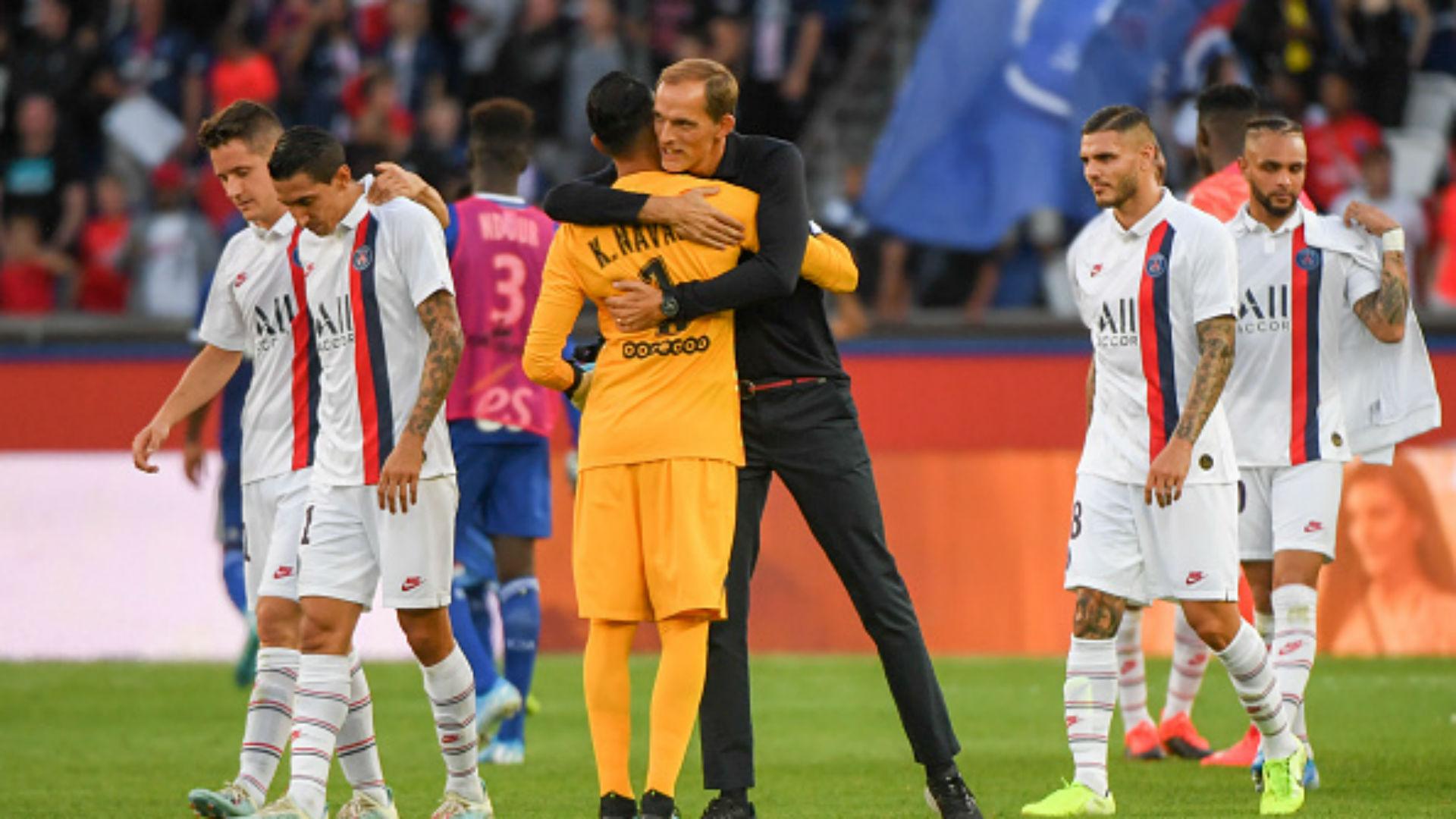 Ligue des champions - PSG vs. Real Madrid en chiffres