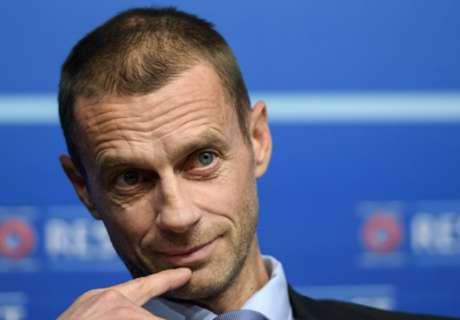 Presiden UEFA: