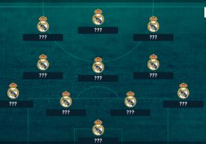 Real Madrid tarihinin en pahalı transferlerinden oluşan 11''yle karşınızdayız...