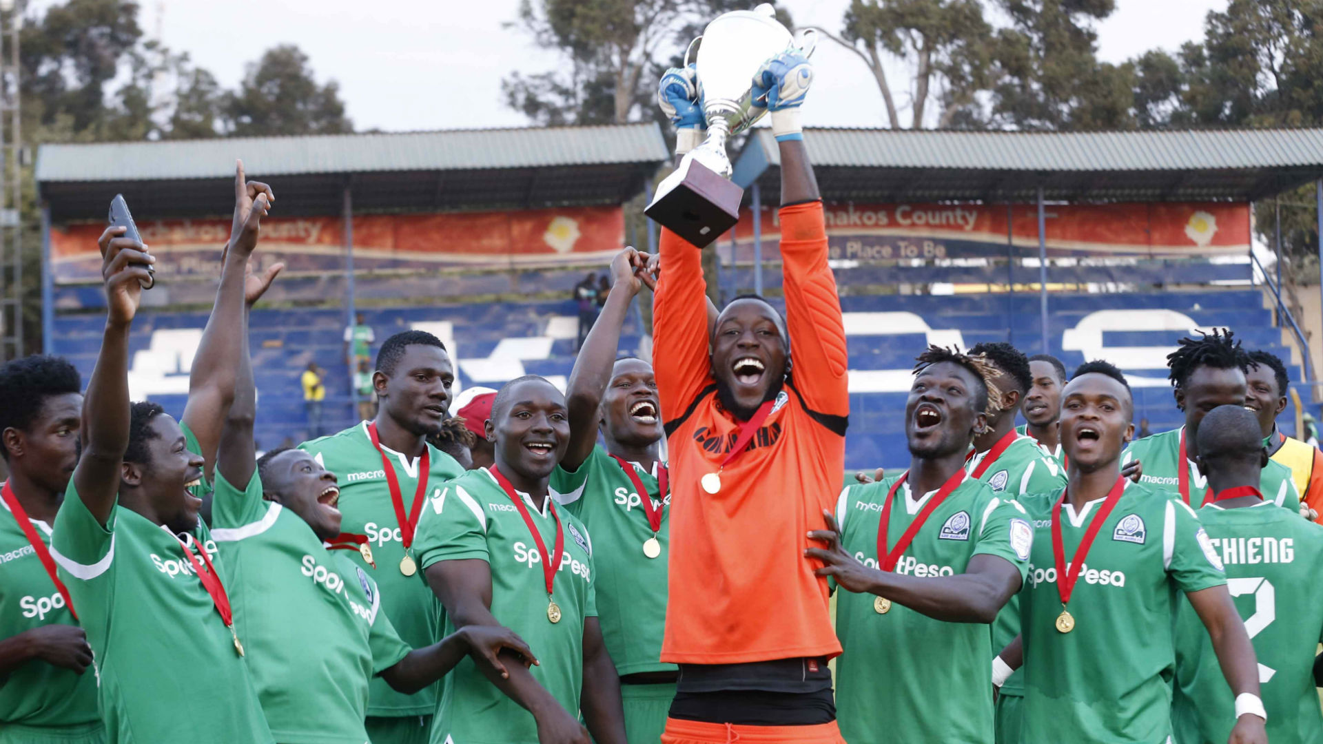 Caf Champions League: Gor Mahia could axe Mapigano against USM Alger – Polack