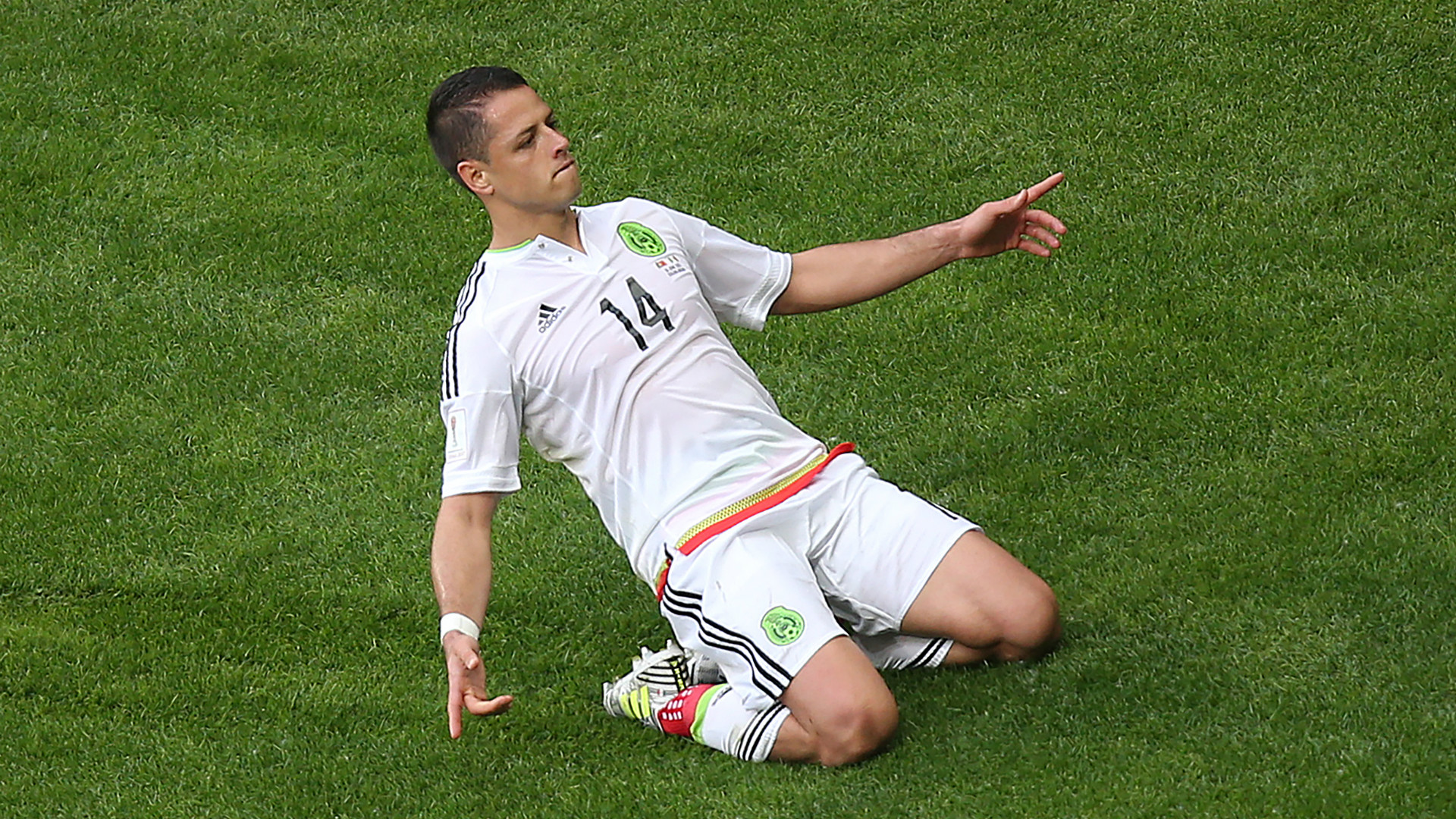 Chicharito Hernandez Portugal Mexico Confederations Cup