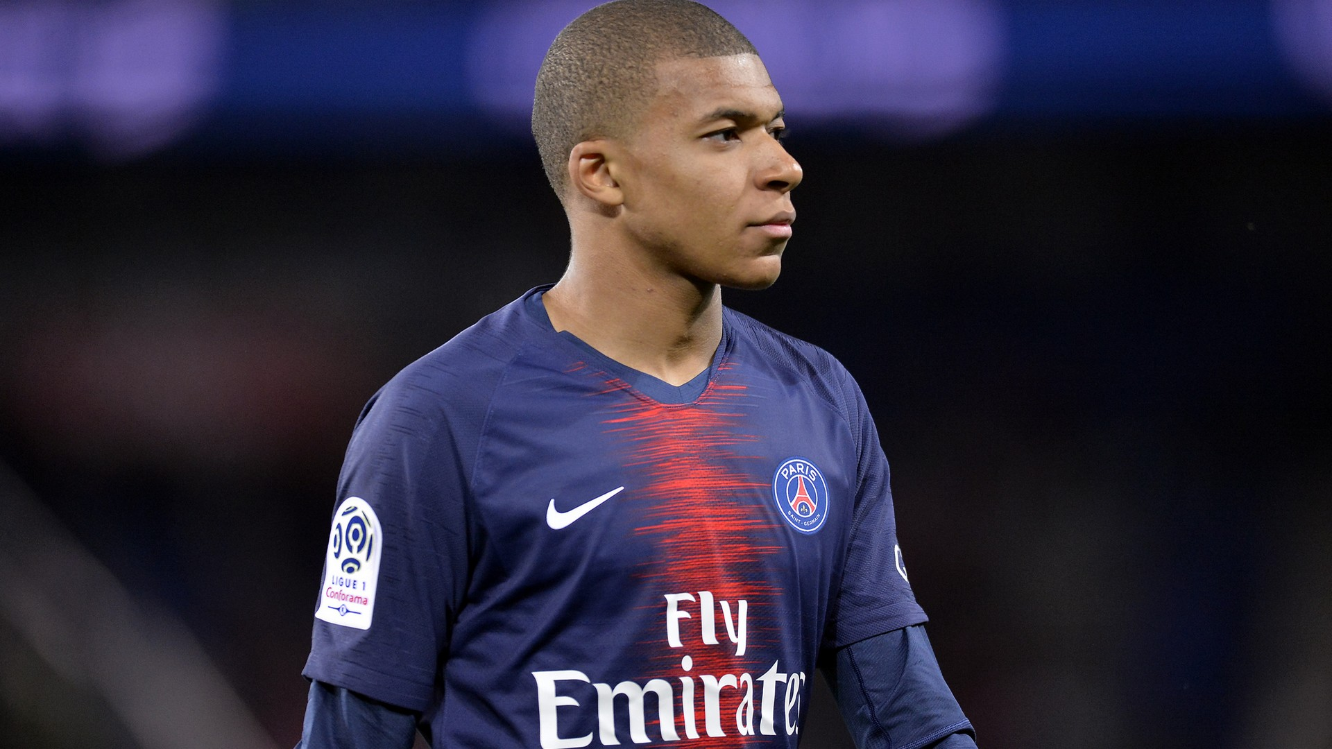 Malcom, Aouar, Mbappe and the Ligue 1 Rising Stars of the ...