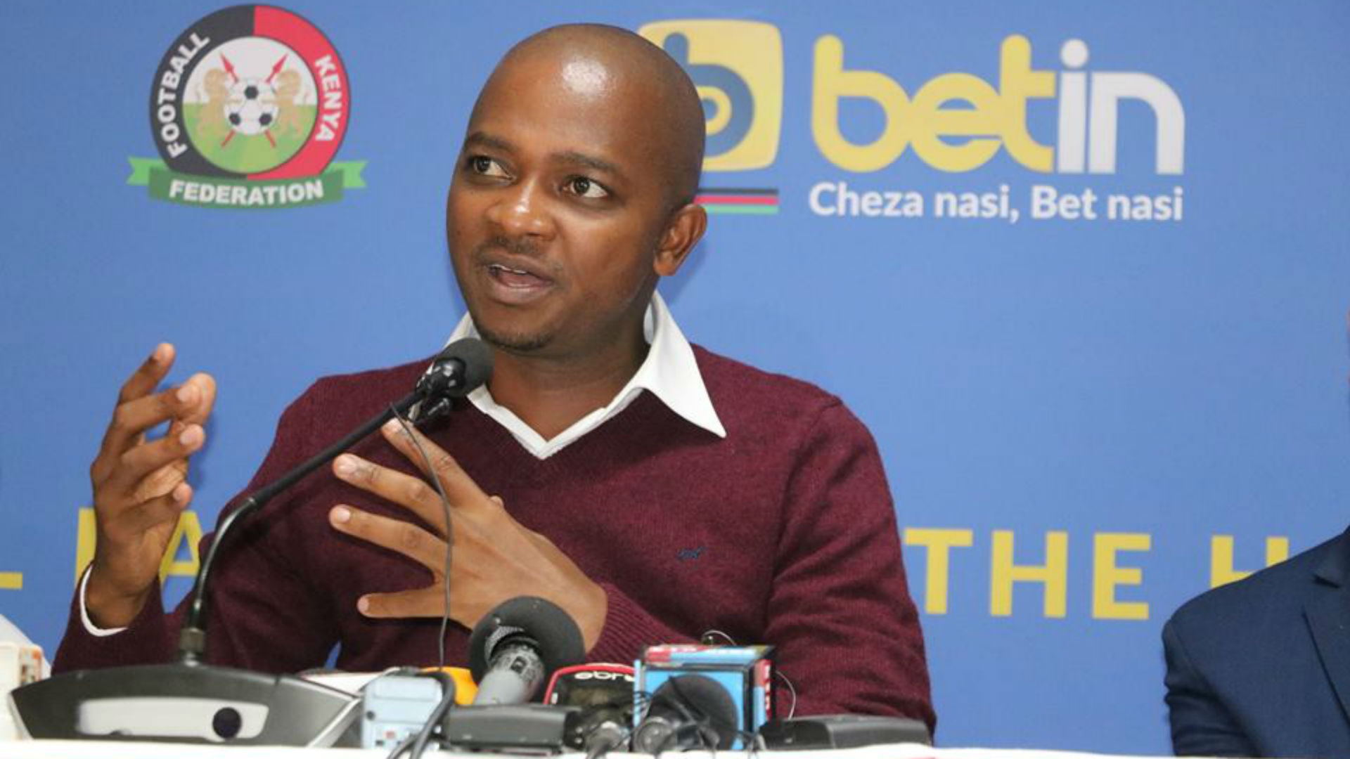 FKF to observe fairness in John Avire transfer saga investigation - Mwendwa