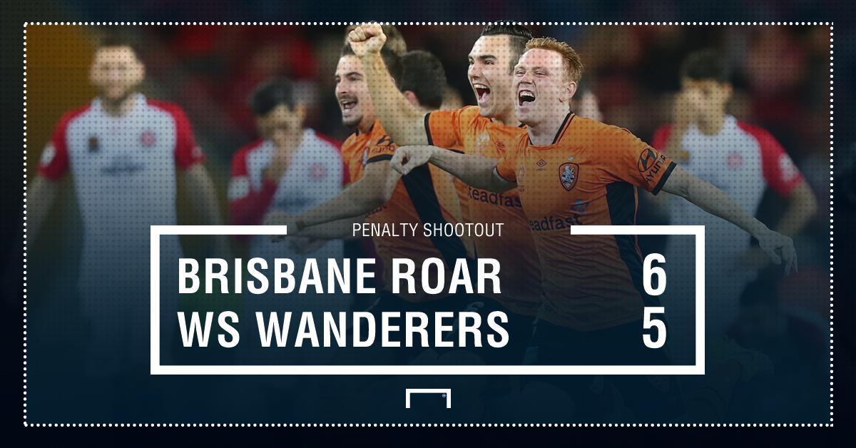 GFX Brisbane Roar 6-5 Western Sydney Wanderers
