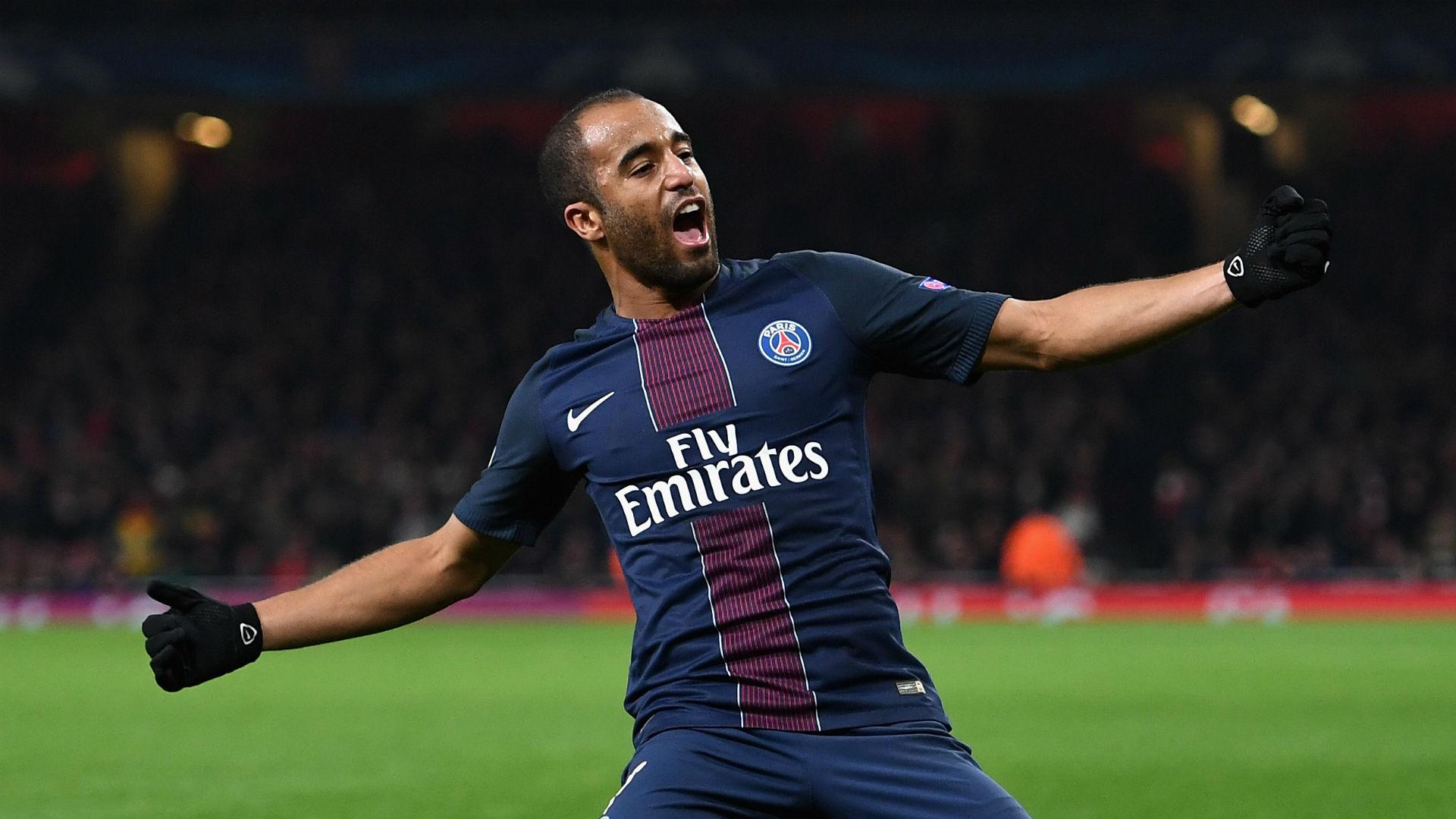 Lucas Moura Paris Saint-Germain PSG