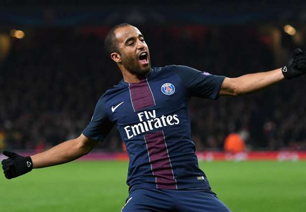 PSG winger Lucas Moura opens transfer door to Man Utd and Liverpool
