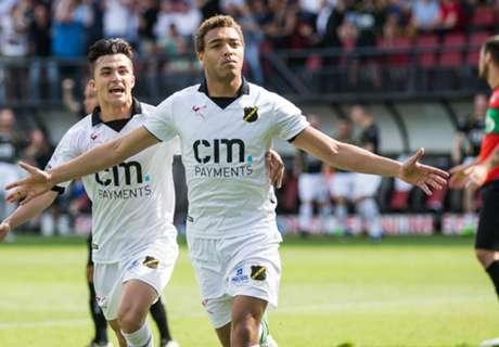 NAC Breda na twee jaar terug in Eredivisie