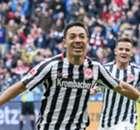 Fabian's form boosts El Tri depth
