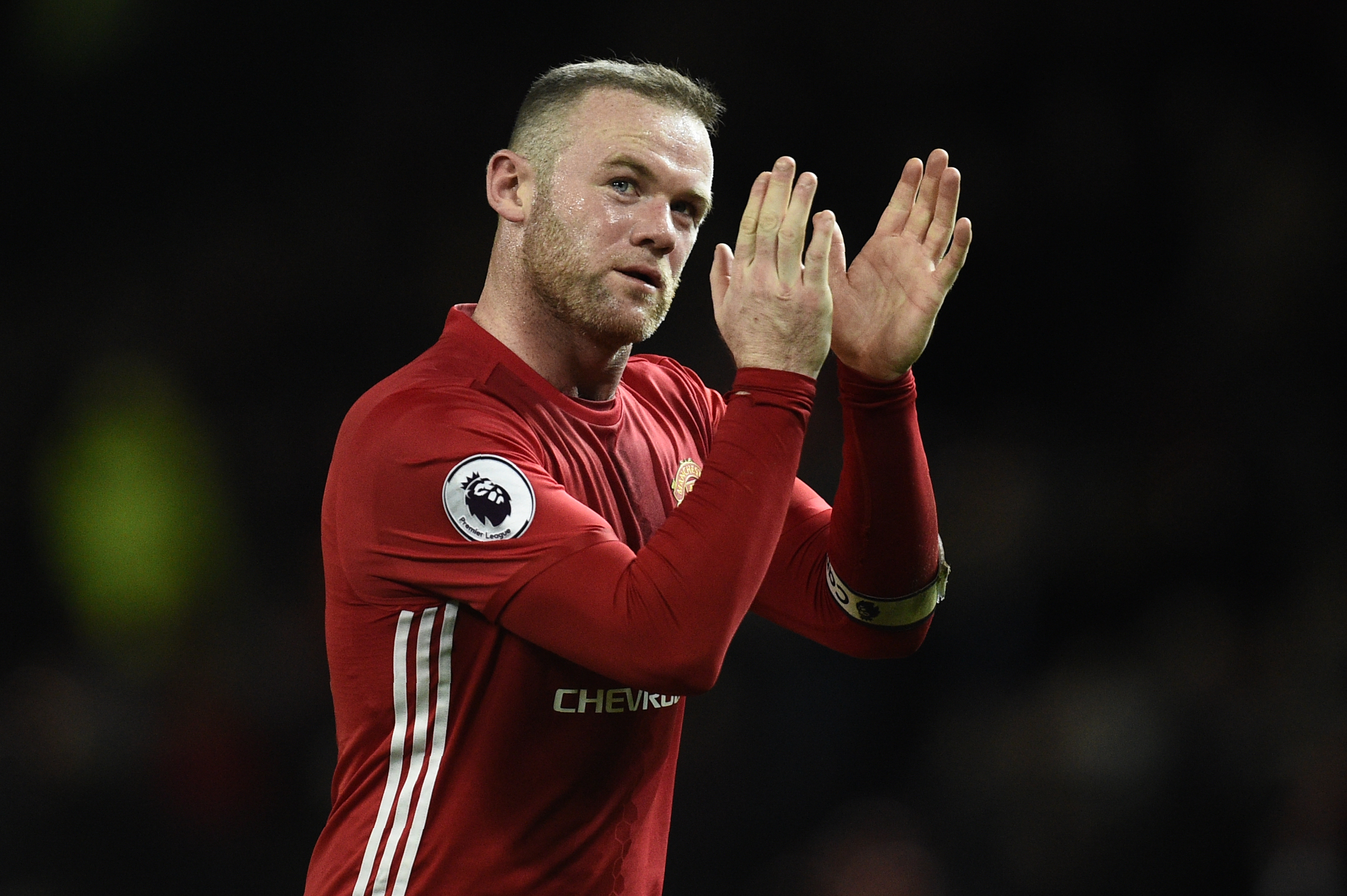 Rooney, Soccerway Competition