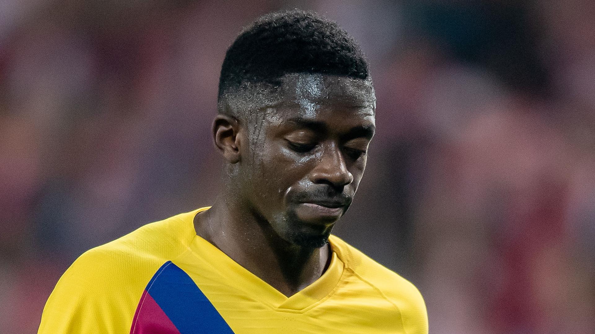 'We trust in his talent' – Bartomeu backs Dembele as Barca prepare for 'post-Messi' era