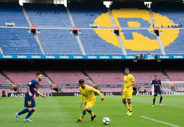 Lionel Messi rijetko igra u ovakvom ambijentu