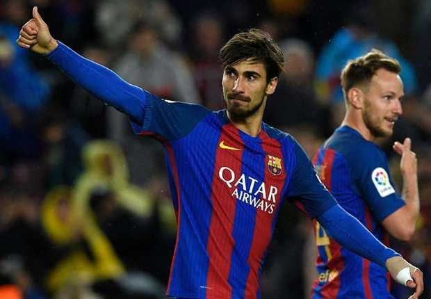 Andre Gomes Buka Kans Tinggalkan Barcelona