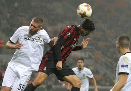 Milan-AEK Atene 0-0: Diavolo a secco
