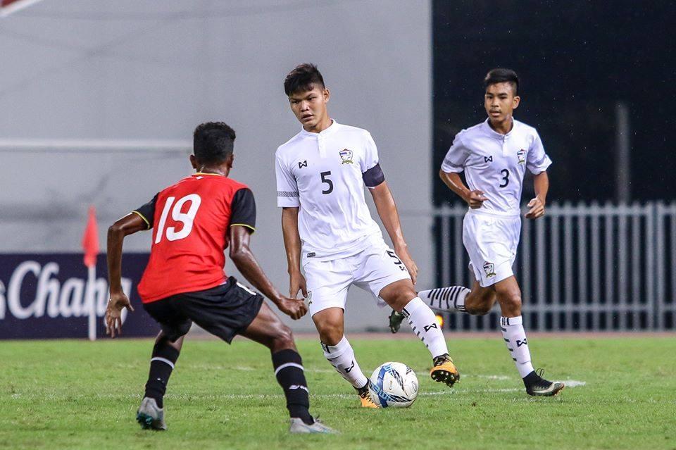 ทีมชาติไทย U16