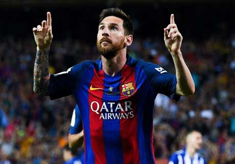 With Messi, Barca golden age continues