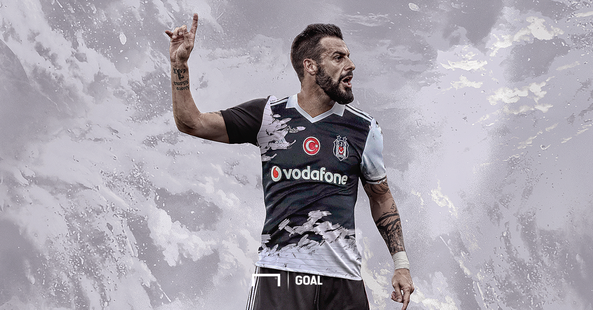 Negredo - Besiktas