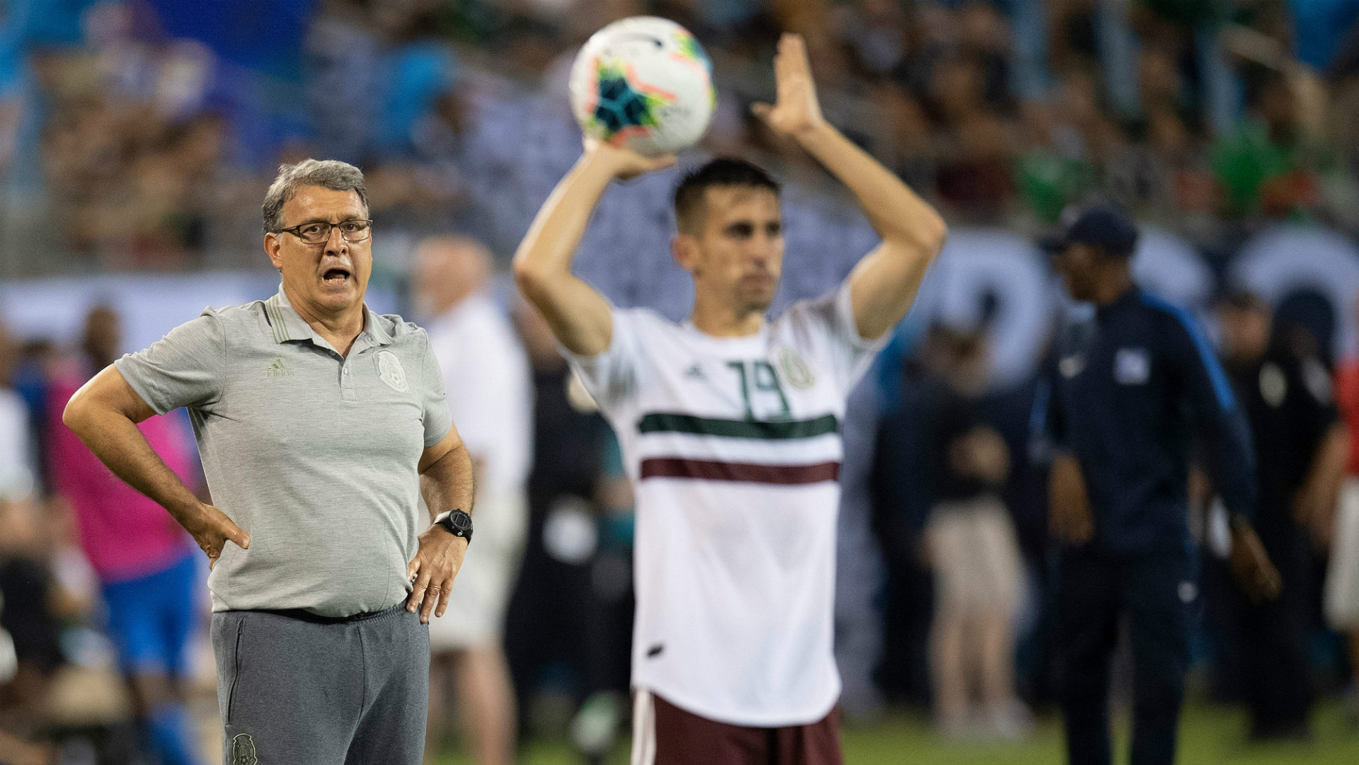 'That's one of the secrets' - Martino looking to keep Mexico players pushing for places