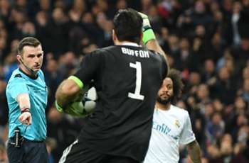 Oliver set to referee FA Cup final following Buffon drama