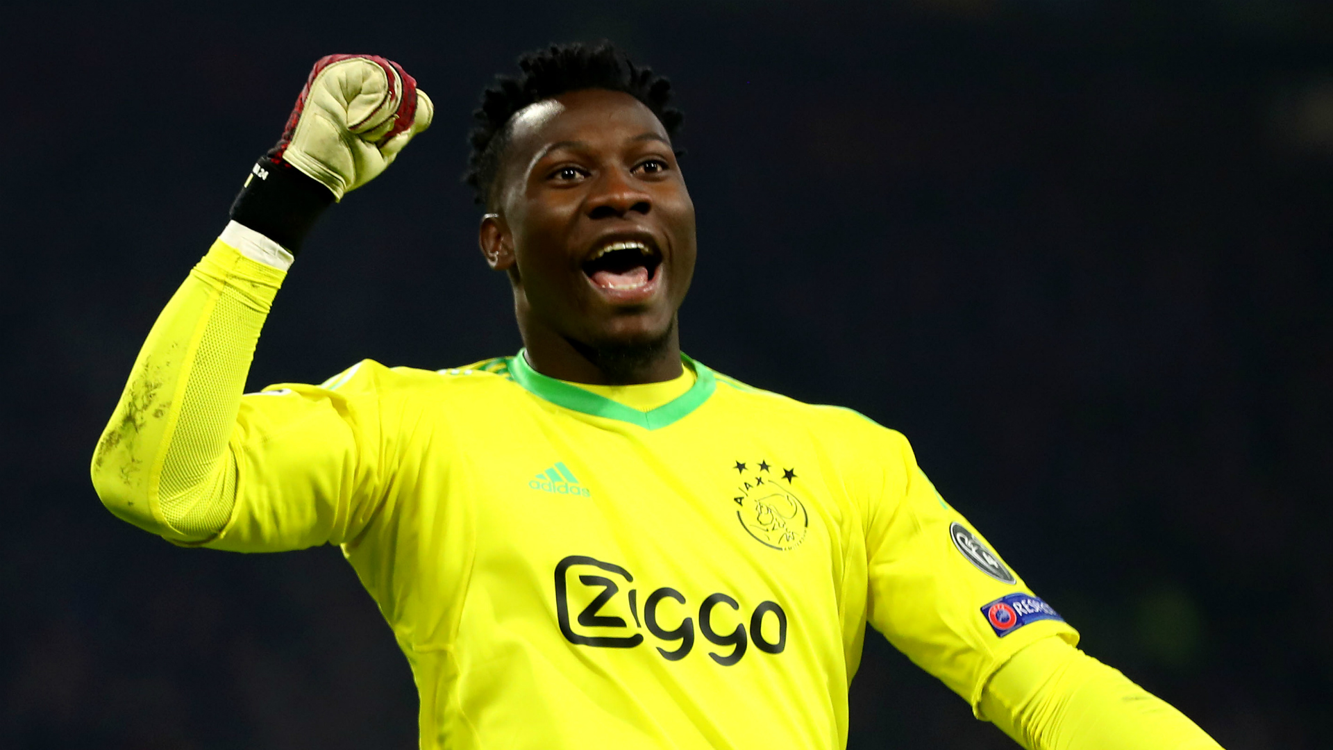 Ajax goalkeeper Onana open to Premier League move