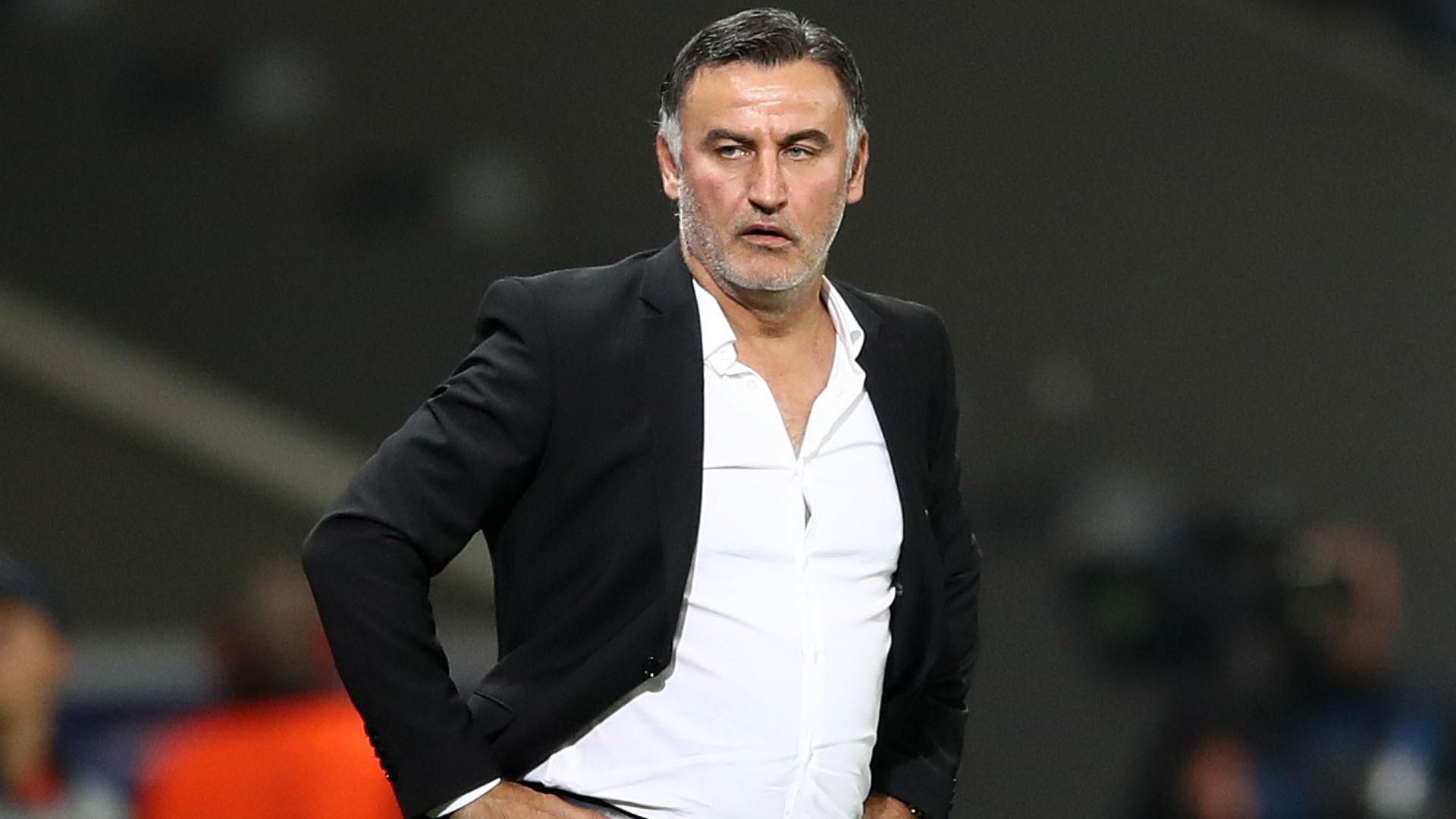 """Lille - Galtier : """"Je pense que rien n'est joué en Ligue des champions"""""""
