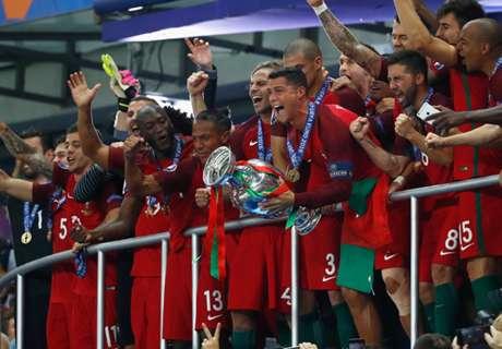 LIVE: Portugal vs Gibraltar