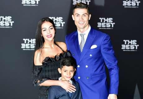 Nació la nueva hija de Cristiano Ronaldo
