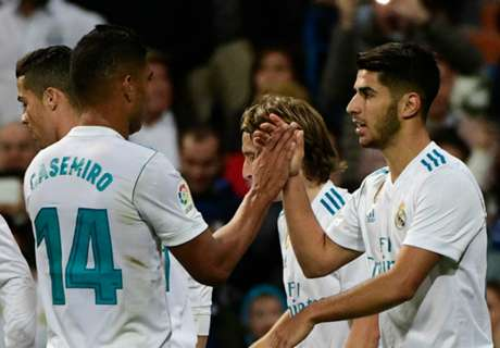Real Madrid siegt locker gegen Eibar