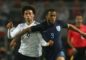 Leroy Sane Germany Ryan Bertrand England