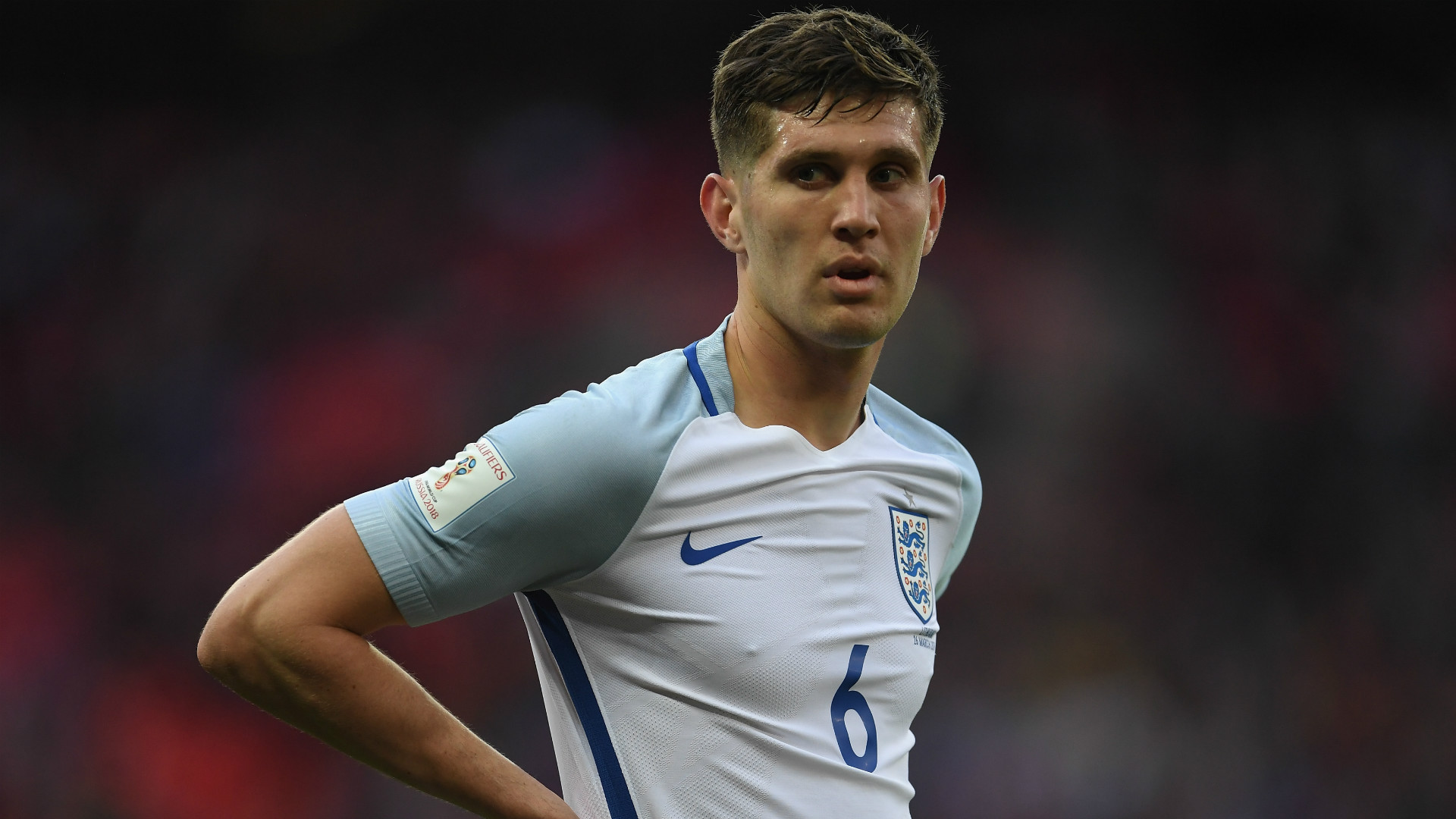 John Stones England World Cup qualifying