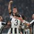Un'esultanza della Juventus