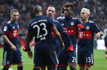 Vidal seals three points for Bayern