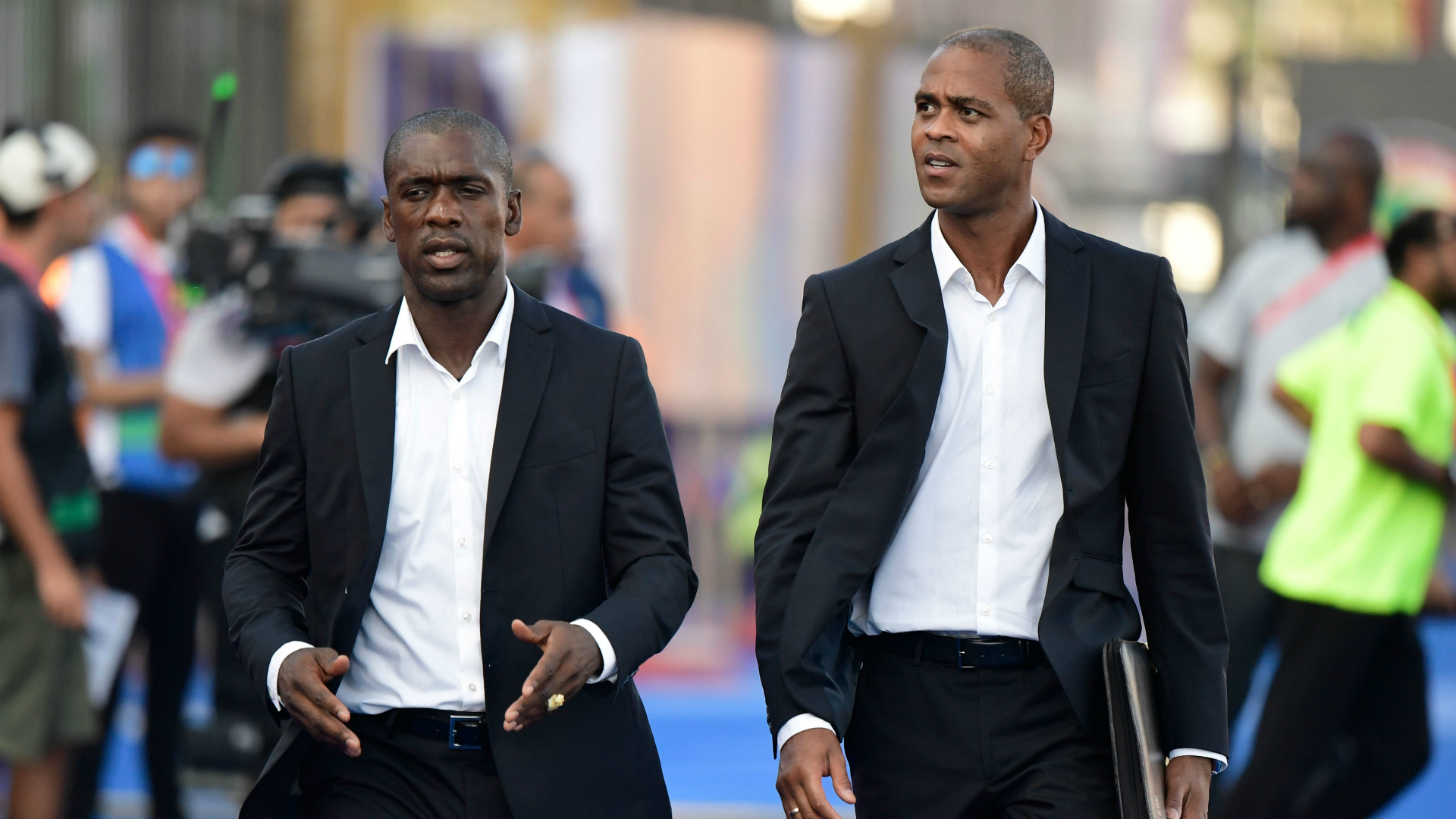 Afcon 2019: Clarence Seedorf unsure of Cameroon future after Africa Cup of Nations exit