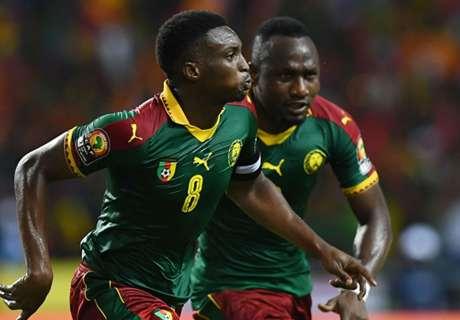 Afcon Stat Pack:Cameroon v G. Bissau