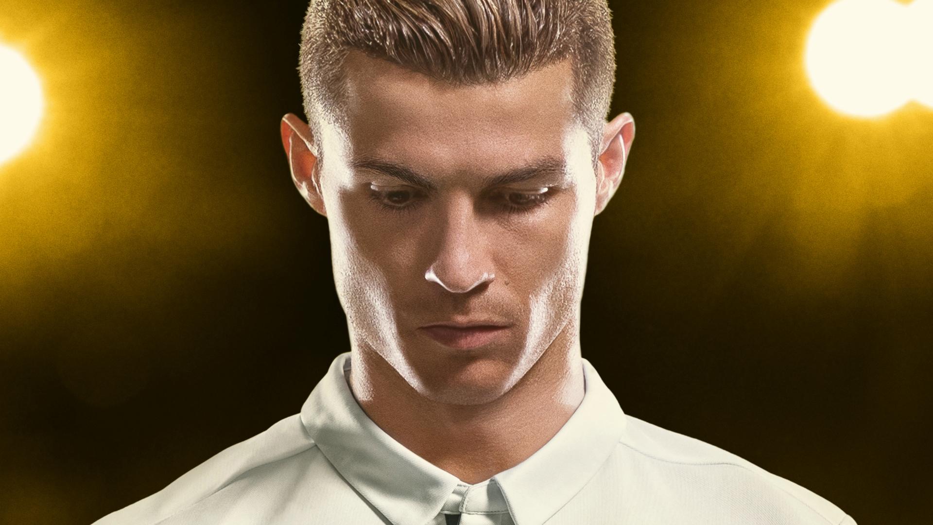 CR7 será portada del FIFA 18