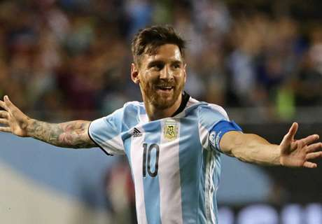 Argentine club pick 10 Messis in Leo tribute!