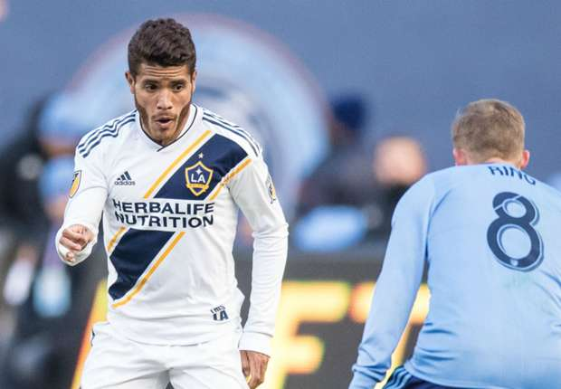 LA Galaxy news  One Dos Santos brother not enough to knock off NYCFC ... 158300c4d