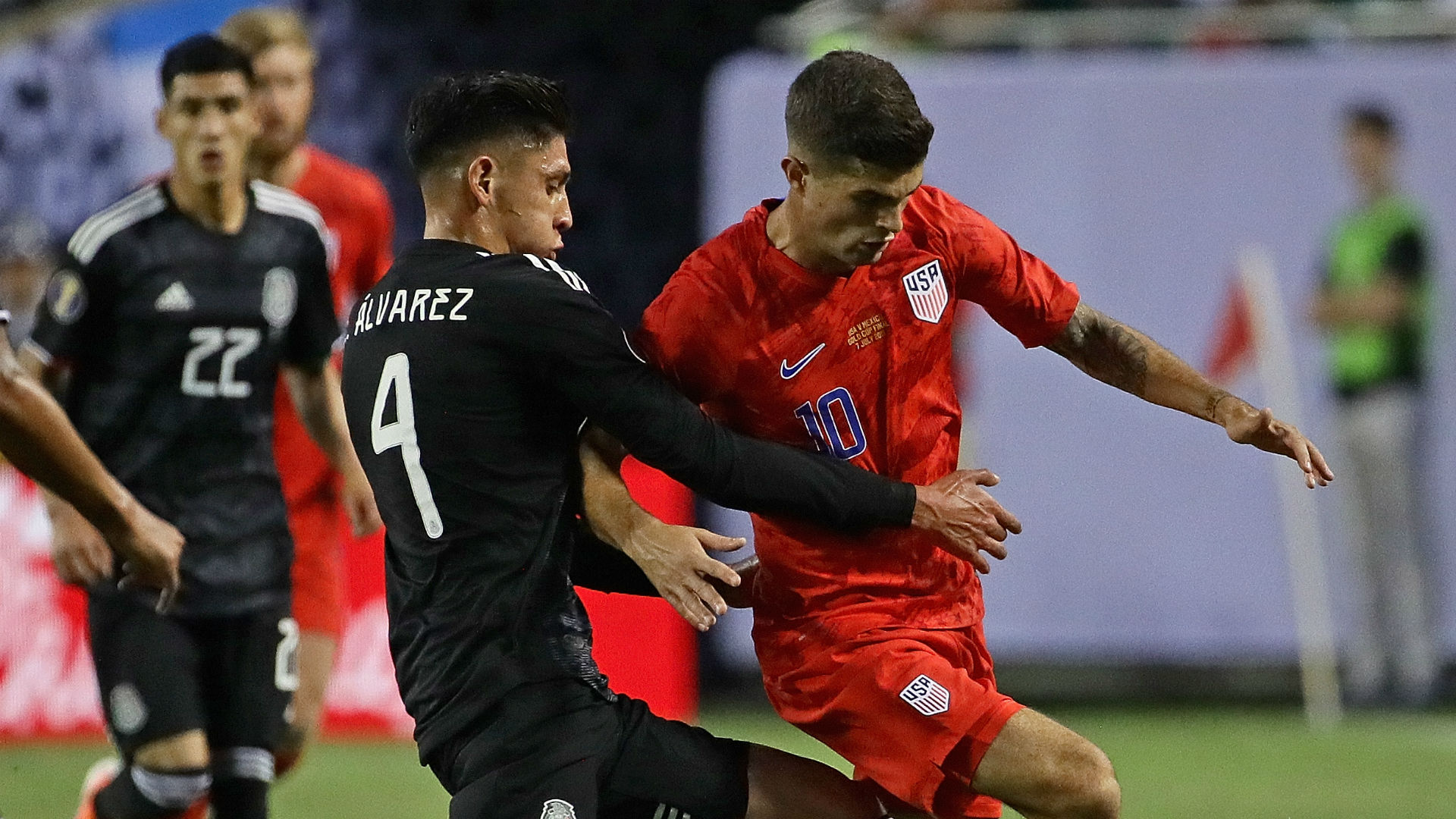 Berhalter concedes Mexico 'slightly ahead' of USMNT ahead of friendly rematch