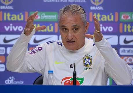 Tite explains Brazil squad