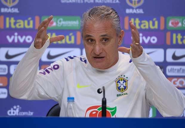 I accept not everyone will agree with me - Tite explains Brazil squad