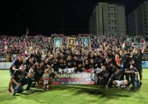 ชัยนาท ฮอร์นบิล ผงาดคืนสู่ลีกสูงสุดในฐานะแชมป์ M-150 Championship ได้สำเร็จ โกล ประเทศไทย เก็บบรรยากาศการเฉลิมฉลองมาฝากทุกท่าน